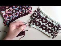 c150d201a (23) Colorwork  amp  The Norwegian Knitting Thimble Part 01 - YouTube  Norwegian Knitting