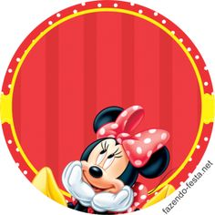 Minnie in Red Free Printable Kit. Right click and save as Minnie Mouse Birthday Outfit, Minnie Baby, Minnie Png, Mickey Mouse Decorations, Mickey Mouse Parties, Mickey Mouse Clubhouse, Minnie Mouse Stickers, Red Minnie Mouse, Mini Mouse