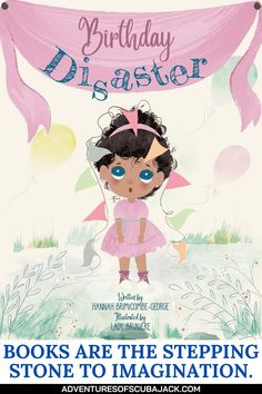 Birthday Disaster-Birthday Disaster is a lovely story about what happens when it rains on your birthday and your party is cancelled. Despite the rainy weather, Molly Mae soon finds out that a family's love is much more precious than any party. #kidsstorybooks #birthdaybook #storybooks Best Story Books, Kids Story Books, Birthday Book, Rainy Weather, Family Love, Preschool, Childhood, Adventure, Shit Happens