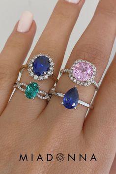 Lab Gemstone Engagement Ring, Lab Made Gemstone Rings, Lab Gemstone Ring, Lab Diamonds, Lab Created Engagement Rings, Lab Created Gemstone Engagement Rings, Lab Created Gemstones, Lab Grown Gemstones, Lab Made Diamonds