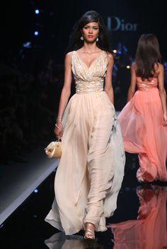 Christian Dior Resort 2011 Fashion Show - Lais Ribeiro
