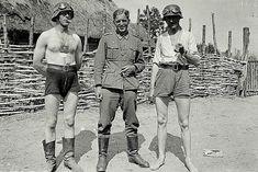 Photo de soldats allemands au repos, très décontractés ... | by ww2gallery