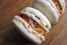 Macarons salés au thermomix