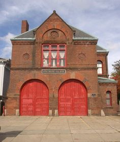 195 Things: Little Theatre sparked new life for Firebarn. #FallRiver