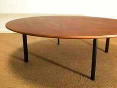 M258: Pastoe Japanese series low table, design Cees Braakman ±1962