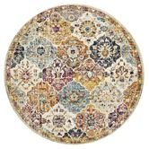 Multi Coloured Derya Round Rug by Network Rugs. Get it now or find more All Rugs at Temple & Webster. Showcase Design, Round Rugs, Rug Cleaning, Modern Bohemian, Power Loom, Woven Rug, Neutral Colors, Floor Rugs, Kids Playing