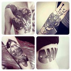@guet débutera sa semaine de guest chez nous lundi prochain il ne lui reste qu'un créneau de disponible si vous souhaitez développer un projet avec lui dépêchez vous merci ;) #raveninktattooclub #guet #guest #tattooartist #dotworker #graphictattoo #designtattoo #blackandgreytattoo #dotwork #dotworktattoo #tattoo #tatuaje #tatouage #instattoo #graphic #designe #floraltattoo #blacktattooart #blacktattoo #blackworker by raveninktattooclub
