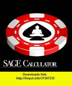 SAGE Calc: your best poker friend to handle the end of your tournaments using the SAGE calculation method, iphone, ipad, ipod touch, itouch, itunes, appstore, torrent, downloads, rapidshare, megaupload, fileserve