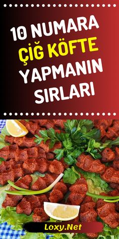 Turkish Recipes, Ethnic Recipes, Homemade Beauty Products, Mediterranean Recipes, Mac And Cheese, Chana Masala, Snacks, Food And Drink, Health Fitness