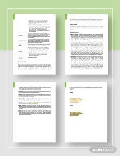 House Rental Agreement Template - Word (DOC)   Google Docs   Apple (MAC) Apple (MAC) Pages   Template.net Rental Agreement Templates, Three Bedroom House, The Tenant, How To Improve Relationship, Word Doc, Being A Landlord, Renting A House, House Template, Google Docs