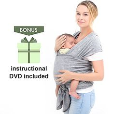 Soft Baby Slings   Light Baby Carrier   Compact and Comfo... https://www.amazon.co.uk/dp/B0156HL9WE/ref=cm_sw_r_pi_dp_Ll4Ixb6SZY7HB