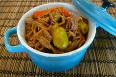 Ropa Vieja Beef