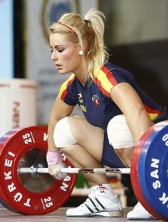 Olympic lifting - Not for the faint hearted, or the mentally weak!