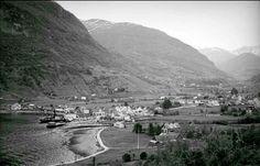 Sogn og Fjordane fylke Vik kommune 1940-tallet Utg Mittet