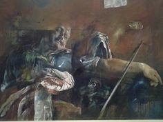 Roda Stormy Sea, Spanish Painters, Painting, Design, Women, American, Polyvore, Art