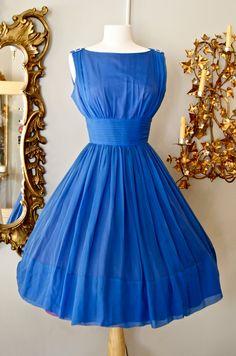 Vintage cocktail dresses!