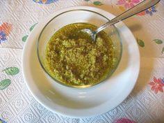 Salsa di capperi e olive