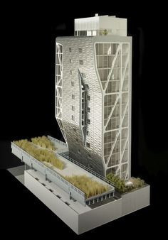 © Neil Denari Architects - HL23 / New York, USA - 2011