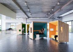 De TreeHouse is ideaal als je een rustig plekje wilt creëeren op een druk #evenement http://bit.ly/1OiWBr7