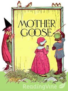 Mother Goose Reading Set - Free, printable reading comprehension passages with questions for K - 2nd grade! Audio Books For Kids, Free Kids Books, Online Books For Kids, Best Children Books, Books Online, Childrens Books, Young Children, Bible Stories, Bedtime Stories
