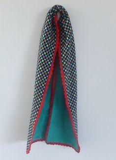 huisje creatief: Winter sjaal