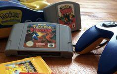 Pokemon Nintendo64 Stadium Snap Jaune - Article sur Olamelama (Blog lifestyle)