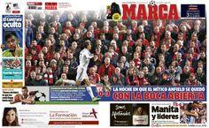 Portadas de los periódicos deportivos de España y Europa hoy Miércoles, 22 de octubre de 2014 - MARCA.com