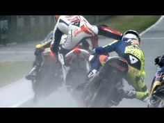 Biggest wobbles and best saves in MotoGP™ - YouTube