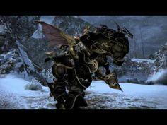 Final Fantasy XIV meets Final Fantasy VI in an all new video