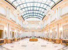 Reception room at the  Hotel de Rome, Berlin