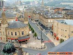 Aerial view, Halifax, West Yorkshire HOME! So excited! Halifax Yorkshire, West Yorkshire, Oh The Places You'll Go, Places Ive Been, Canada Travel, Canada Trip, Leeds Castle, Atlantic Canada, Prince Edward Island