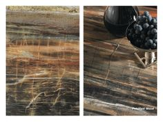 180fx® laminate - 3474 Petrified Wood is a beautiful, dramatic color for kitchen islands