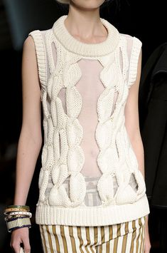 Fendi Spring 2012 Ready-to-Wear Collection