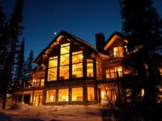 Location: Breckenridge, Colorado Sleeps: 19 people Cost per night: Starts at $600 ($31 per person) Why we love it: If the windows on the back of this 6,000-square-foot rental don't convince you to book a stay, we don't know what will. Rent it! RELATED: 9 Sunny, Colorful Homes That Will Make You Smile   - Veranda.com