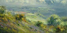 semi abstract landscape paintings - Google zoeken