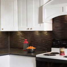 Decorative Tile Trim Pieces The Backsplash Panels Are Easy To Install And Can Be Cut With A