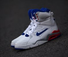best sneakers 839bf 451de A culmination that started first with Air Force then Air Force II and III  before including Air Force STS and finally Air Force V, the Nike Air  Command Force