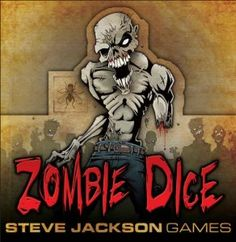 Amazon.com: Zombie Dice: Toys & Games
