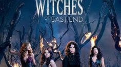Withces of East End!  my new show love it.