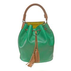 Bucket green Bucket Bag, Green, Bags, Fashion, Schmuck, Handbags, Moda, Fashion Styles, Fashion Illustrations