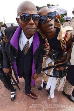 コンゴ共和国 貧乏でもファッションにお金をかける サプール - NAVER まとめ