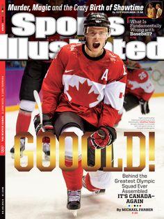 Jonathan Toews, Team Canada grace Sports Illustrated cover after Olympics Blackhawks Hockey, Hockey Teams, Chicago Blackhawks, Hockey Stuff, Hockey Players, Ice Hockey, Hockey Baby, What Is Baseball, Sports Magazine Covers