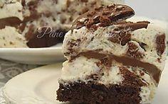 Torta Semifreddo Pan di Stelle alla Nutella e Mascarpone | Ricetta