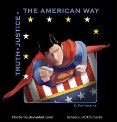 Digital drawing of Christopher Reeve as Superman by K. Fairbanks. #Art #Artist #Superman #ChristopherReeve - View additional art by K Fairbanks here on Pinterest or http://www.behance.net/kfairbanks or http://kfairbanks.deviantart.com/