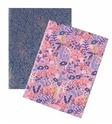 Rifle Paper Co. Tapestry Pocket Notebooks from the Spring/Summer 2016 collection available at Northlight