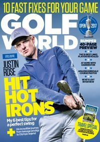 Members of Darlington Libraries can now read Golf World magazine for FREE on a computer, tablet or mobile - click the image to get started.