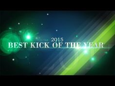 2015 Gala Awards - Candidates of the Kick of the Year