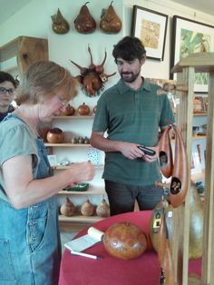 Here's Graham Ottoson at Gourdlandia! Community Art, Graham, Trail, Take That
