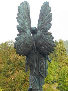 Overlook Park, Bath, England, my photo