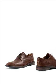Ανδρικά Δερμάτινα Δετά Παπούτσια DAMIANI 20-08-353 COGNAC Loafers, Shoes, Fashion, Travel Shoes, Moda, Zapatos, Moccasins, Shoes Outlet, Fashion Styles